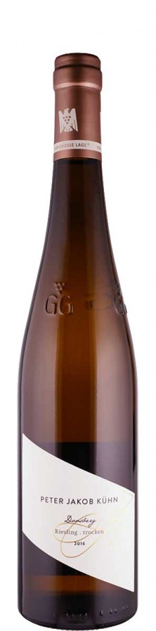 Weingut Peter Jakob Kühn Riesling GG - Grosses Gewächs Doosberg VDP Grosse Lage 2016 - DE-ÖKO-003 trocken Rheingau Deutschland