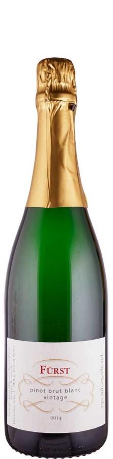 Weingut Rudolf Fürst Pinot Blanc brut 2014 brut Franken Deutschland