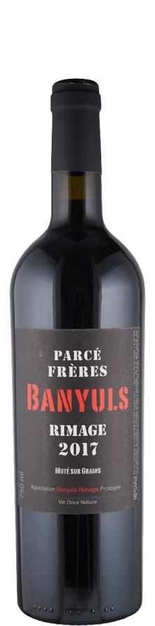 Parcé Frères Banyuls On Graine Rimage 2017 süß Roussillon Frankreich