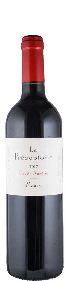 Parcé Frères Maury Grenat Cuvée Aurélie La Préceptorie 2017 süß Roussillon Frankreich