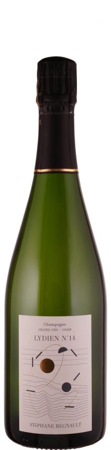 Champagne Grand Cru Blanc de Blancs extra brut Mode Lydien N° 14   - Regnault, Stephane
