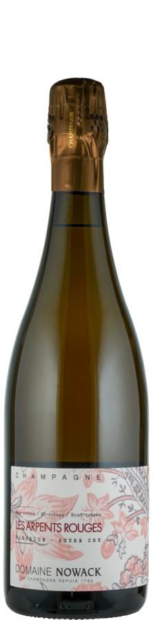 Champagne extra brut Les Arpents Rouges   - Domaine Nowack