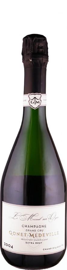 Champagne Grand Cru Champ D´Alouette  2004  - Gonet-Médeville