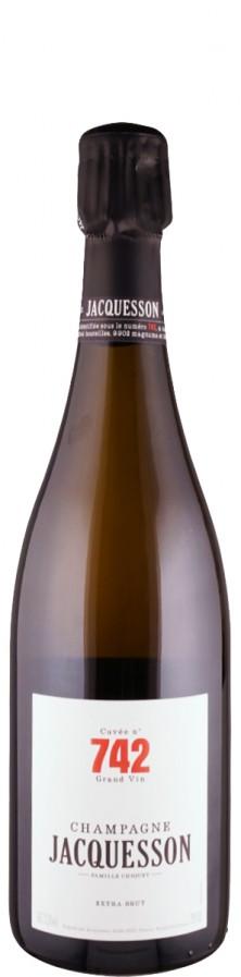 Champagne extra brut Cuvée 742   - Jacquesson