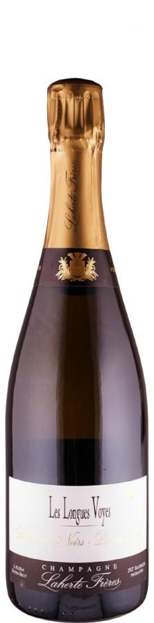 Champagne Premier Cru Blanc de Noirs, extra brut Les Longues Voyes 2014  - Laherte Frères