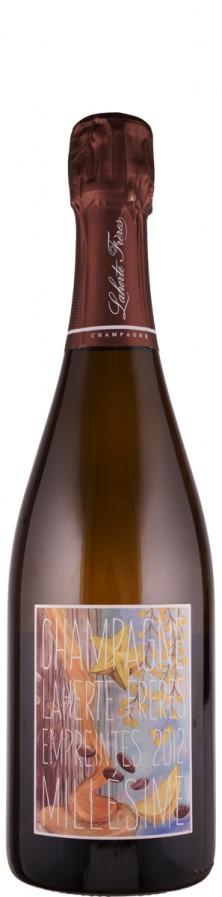 Champagne Extra Brut Empreintes 2012  - Laherte Frères