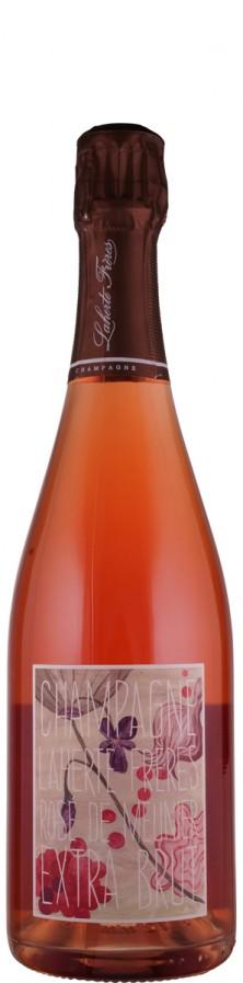 Champagne Rosé de Meunier    - Laherte Fréres