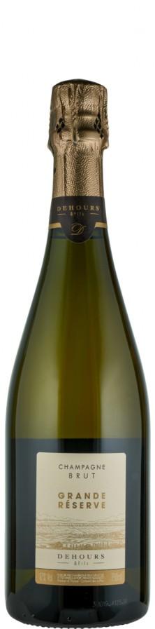Champagne brut Grande Réserve   - Dehours et Fils