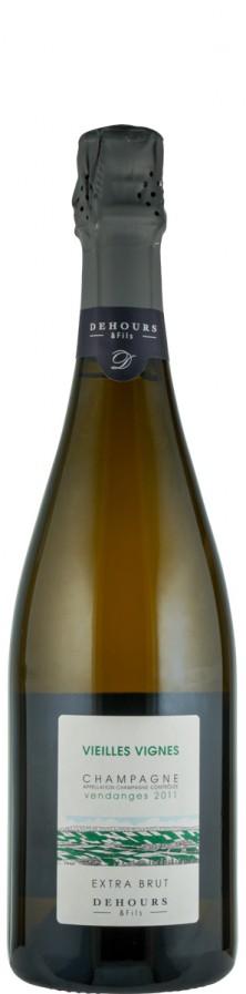 Champagne extra brut Vieilles Vignes 2011  - Dehours et Fils