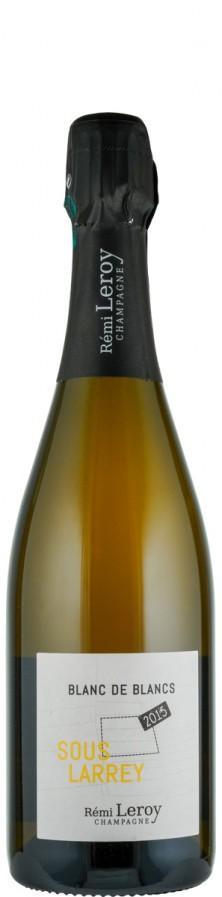 Champagne Blanc de Blancs brut nature Sous Larrey 2014  - Leroy, Rémi