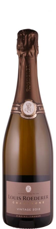 Champagne Millésimé brut  2012  - Roederer, Louis
