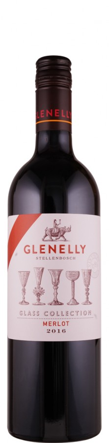 Merlot  2016  - Glenelly Estate