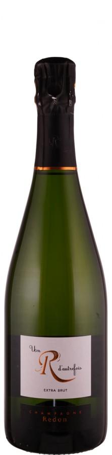 Champagne extra brut Un R d'autrefois   - Redon