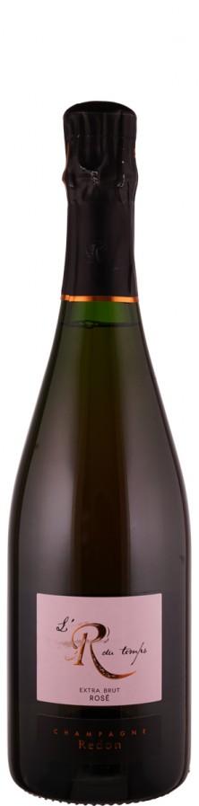 Champagne Rosé extra brut L'R du temps   - Redon