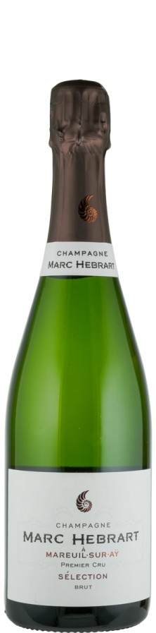 Champagne Premier Cru brut Sélection   - Hébrart, Marc