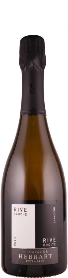 Champagne Grand Cru brut Rive Gauche / Rive Droite 2013  - Hébrart, Marc