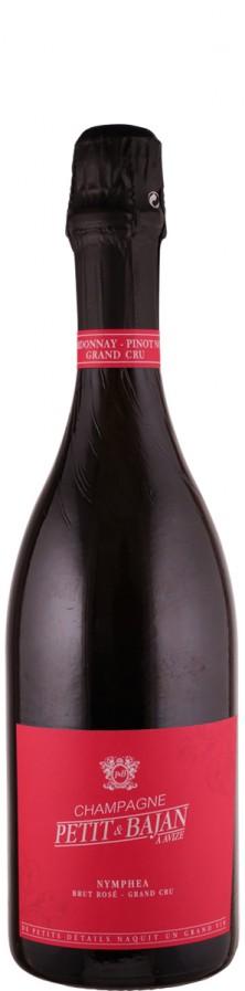 "Champagne Grand Cru Rosé brut ""Nymphea""   - Petit & Bajan"