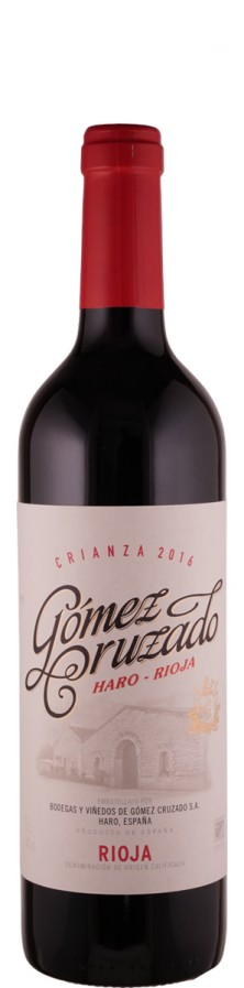 Gómez Cruzado Rioja Crianza 2016 trocken Rioja D.O.Ca. Spanien