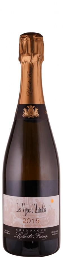 Champagne Vielles Vigne de Meunier, extra brut Les Vignes d'Autrefois 2015  - Laherte Fréres