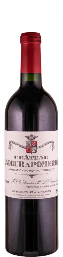 Chateau Latour a Pomerol  2004  -