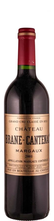 Chateau Brane Cantenac  2001  -