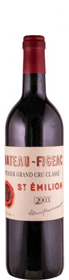 Chateau Figeac  2003  -
