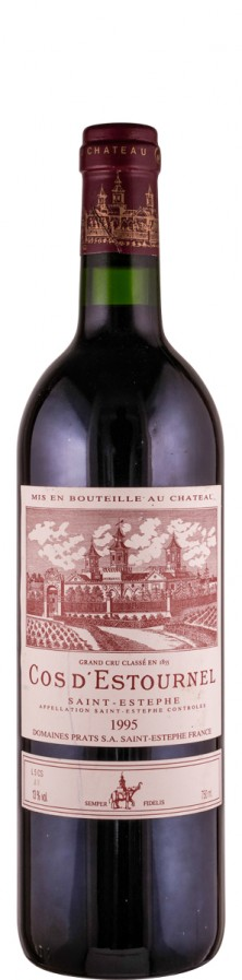 Chateau Cos d'Estournel  1995  -