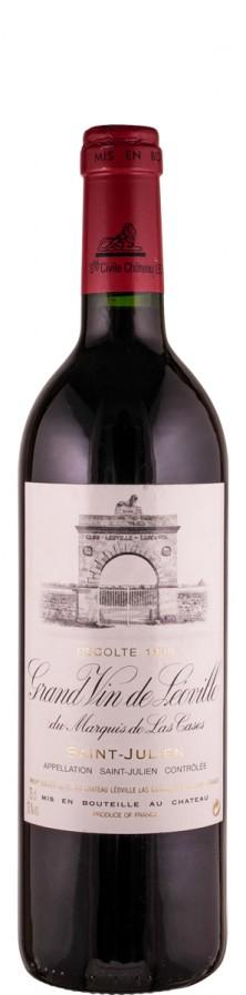 Grand Vin de Leoville du Marquise de Las Cases 1998  -