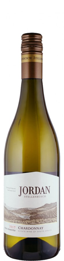 Chardonnay - barrel fermented  2018  - Jordan Winery