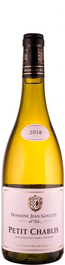 Petit Chablis  2018 - FR-BIO-01 - Goulley, Jean / Goulley et Fils