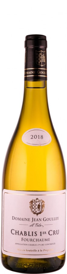 Chablis Premier Cru Fourchaume 2018 Biowein - FR-BIO-01 - Goulley, Jean / Goulley et Fils