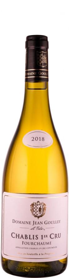 Chablis Premier Cru Fourchaume 2018 - FR-BIO-01 - Goulley, Jean / Goulley et Fils