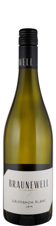 Sauvignon blanc trocken  2019  - Braunewell
