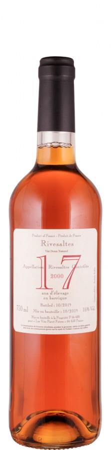 Rivesaltes Ambré 17 Jahre 2000  - Parcé Frères
