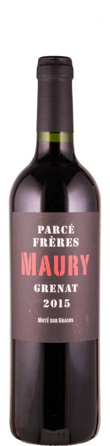 Maury Grenat  2015  - Parcé Frères