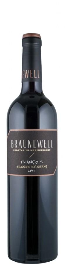 François Grande Reserve Rotweincuvée trocken 2015  - Braunewell