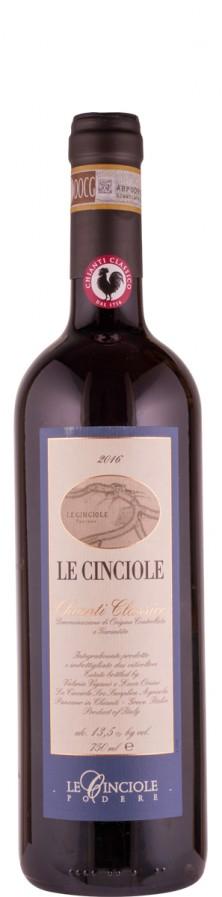 Chianti Classico Le Cinciole 2016  - Le Cinciole