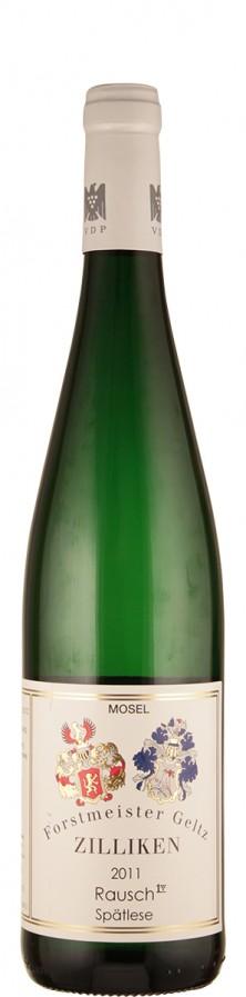 Weingut Forstmeister Geltz-Zilliken Riesling Spätlese Saarburger Rausch 2011 süß Mosel Deutschland