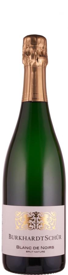 Blanc de Noirs Brut Nature Traditionelle Flaschengärung 2015  - BurkhardtSchür