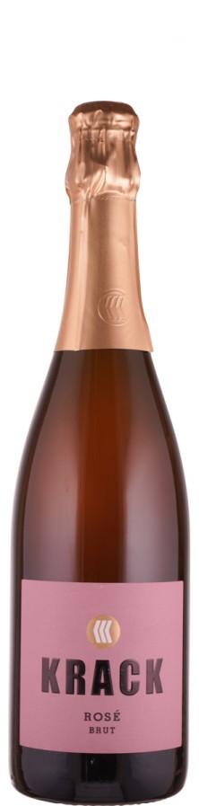 Rosé brut Traditionelle Flaschengärung   - Krack
