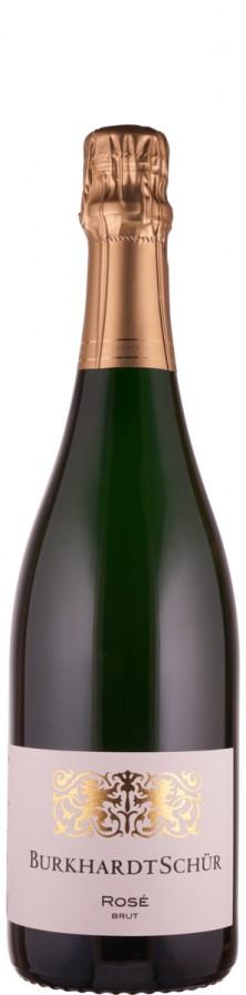 Rosé brut Traditionelle Flaschengärung   - BurkhardtSchür