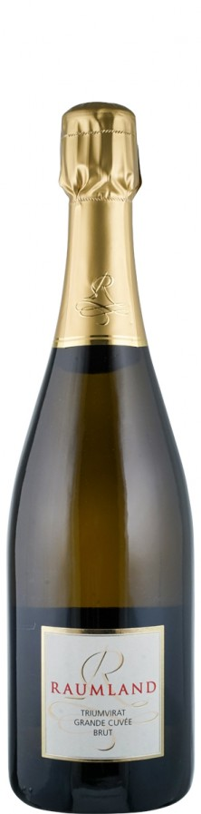 Winzersekt brut XI. Triumvirat Grande Cuvée 2011  - Raumland
