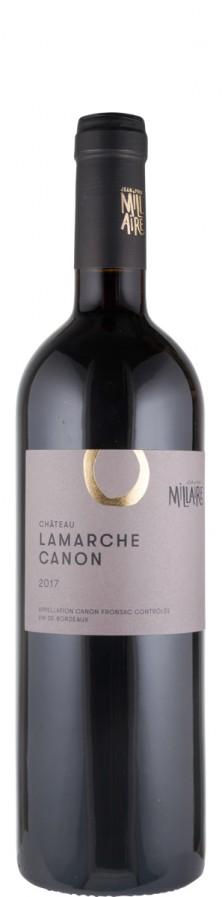 Canon Fronsac - Bordeaux Château Lamarche Canon 2017 - FR-BIO-01 - Domaine Jean-Yves Millaire