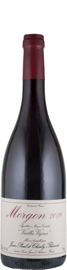 Beaujolais Cru Morgon Vieilles Vignes 2019  - Thevenet, Jean-Paul et Charly