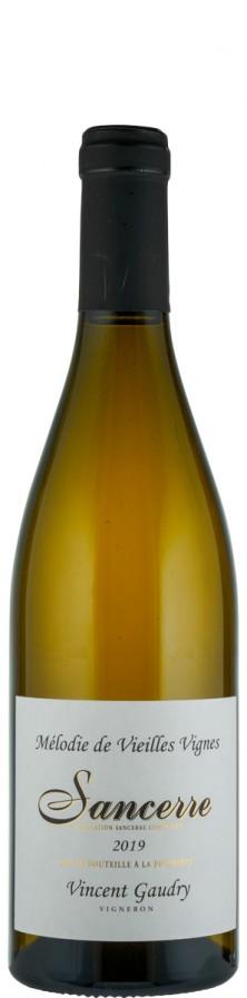 Sancerre blanc Melodie de Vieilles Vignes 2019 - FR-BIO-01 - Gaudry, Vincent