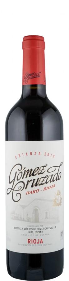 Rioja Crianza  2017  - Gómez Cruzado