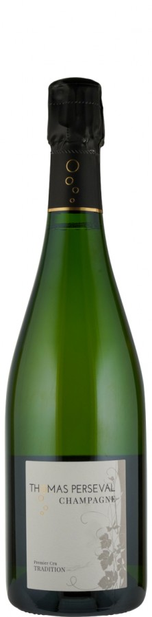 Champagne brut nature Tradition   - Perseval, Thomas