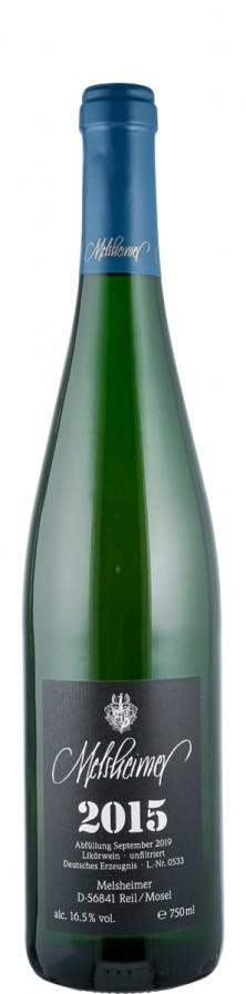 Riesling Melsheimer Likörwein  2015 Biowein - DE-ÖKO-039 - Melsheimer