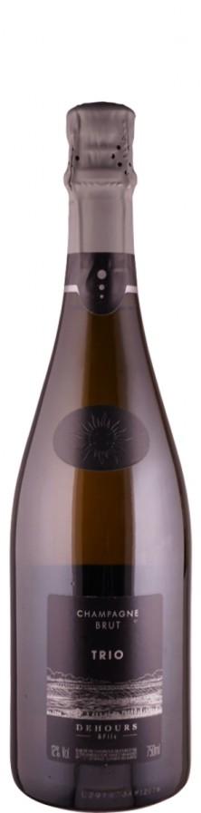 "Champagne brut Trio ""S""   - Dehours et Fils"