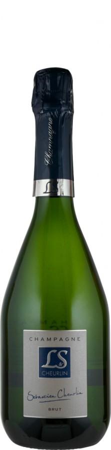 Champagne brut Sébastien Cheurlin  Biowein - FR-BIO-01 - Cheurlin, L&S